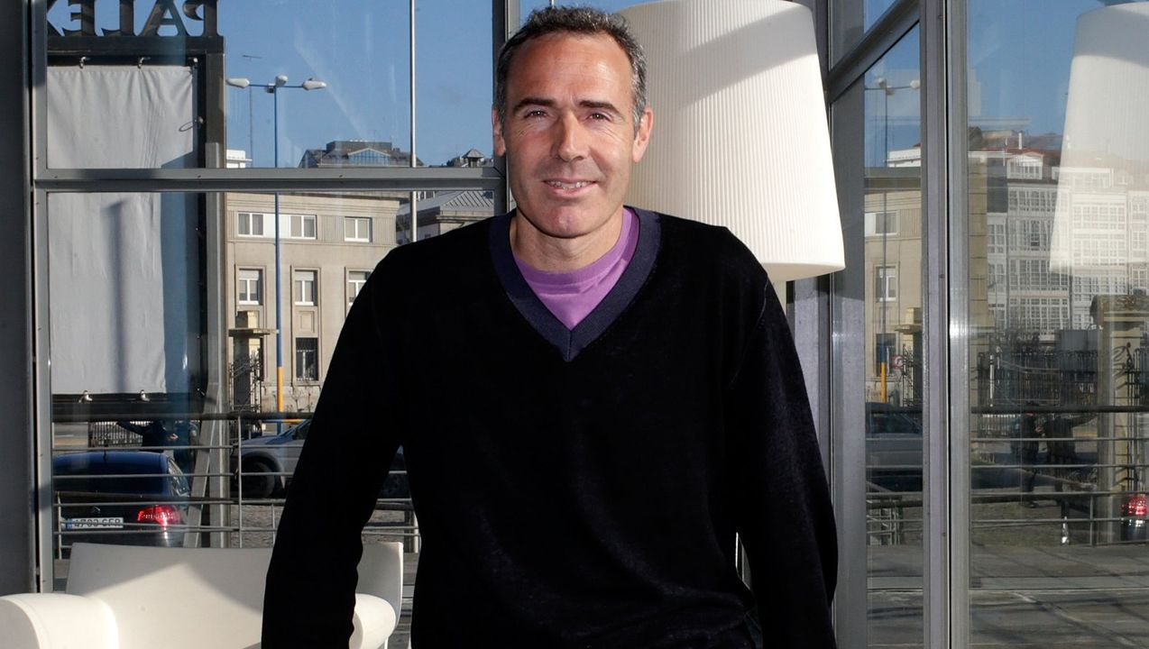 Pablo Carreño, durante el partido con Pella