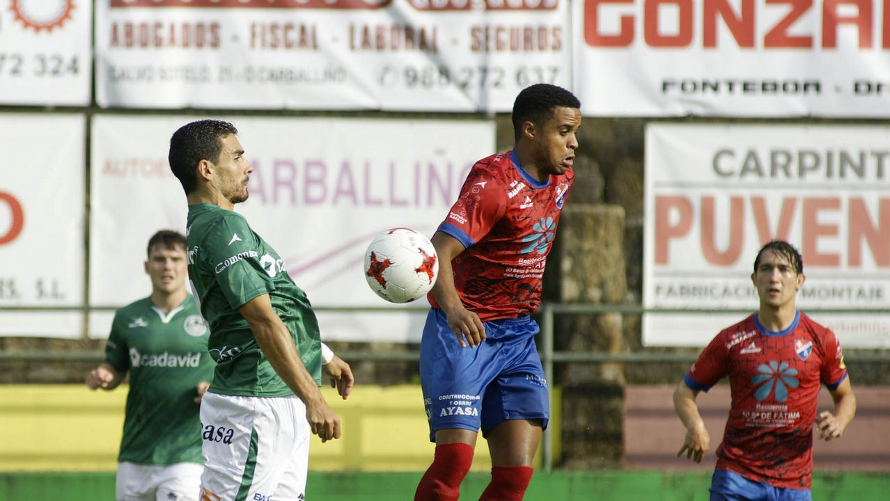 Luisinho: «Es normal que el Celta se sienta un poco importante por venir a Riazor»