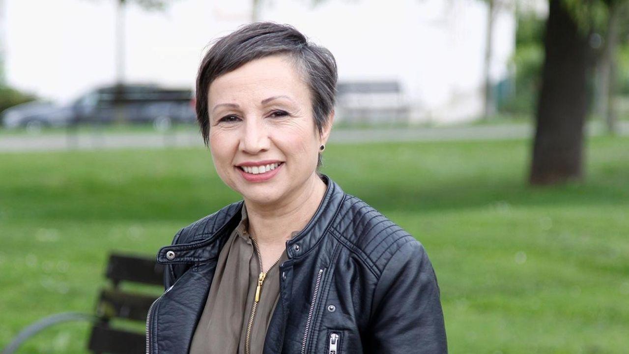 Yolanda Huergo, concejala de Podemos-Equo Xixón