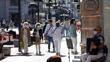 El centro de Oviedo