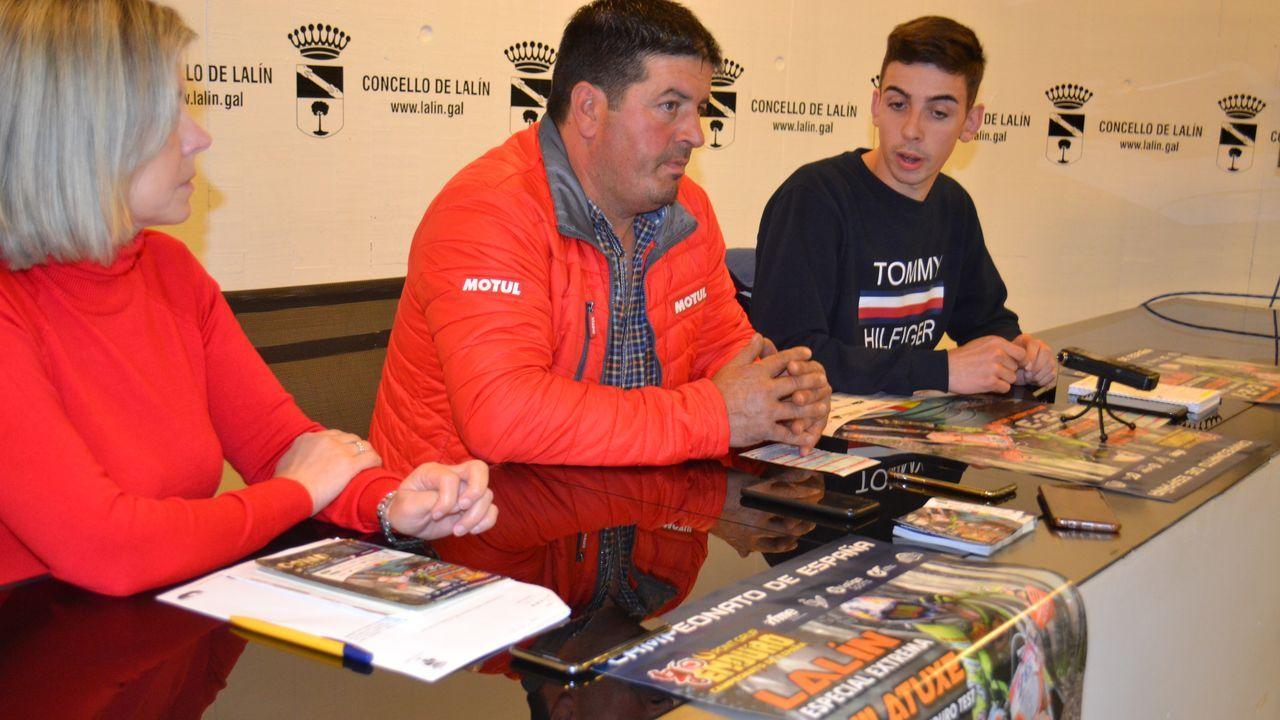 Mario Román gana el Extremo Mesego 2019.Alex Márquez celebra el título