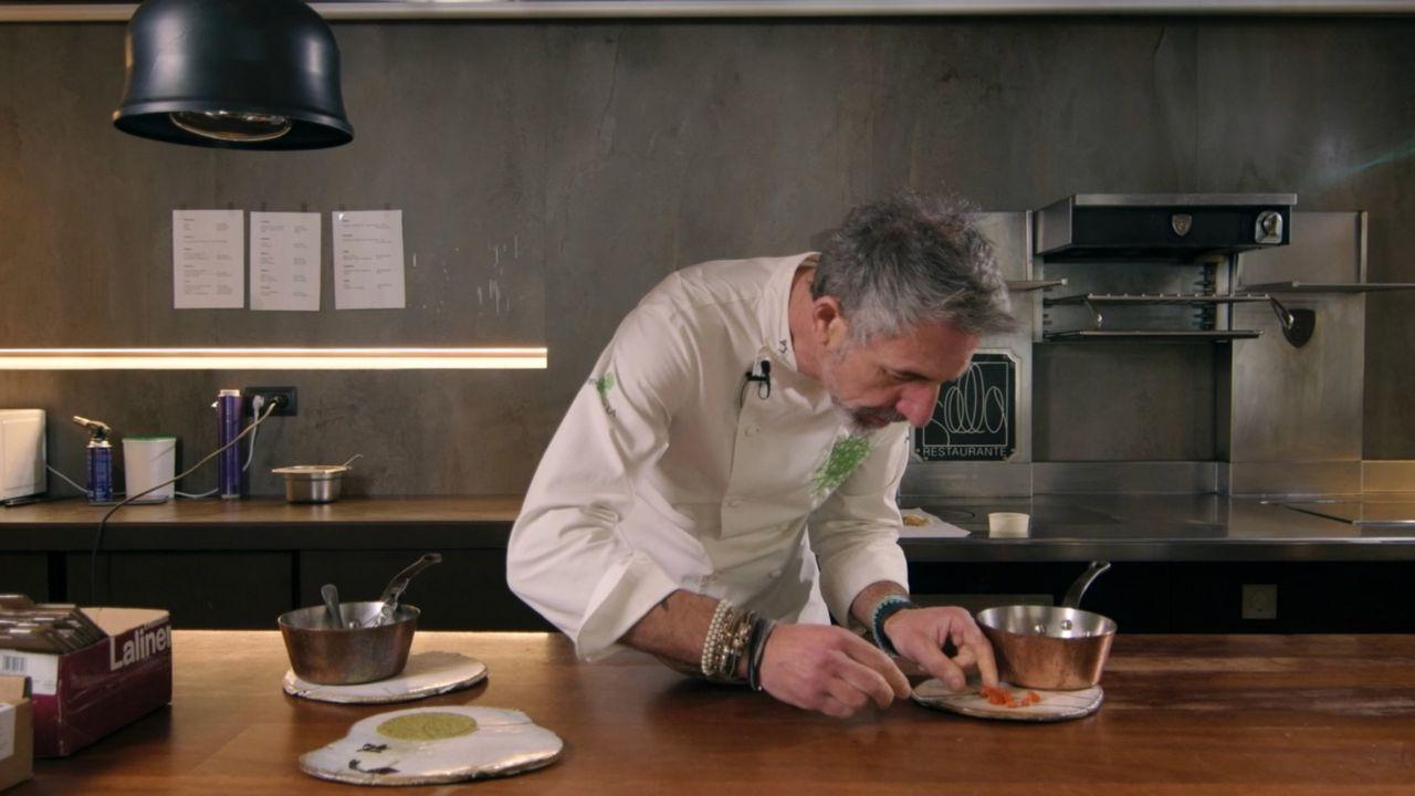 El prestigioso chef defiende una estrella Michelin y tres soles Repsol desde Casa Solla