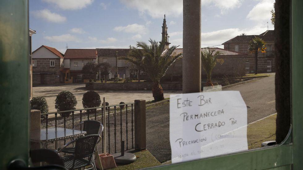 Sarreaus está cerrado perimetralmente desde el día 12 de diciembre