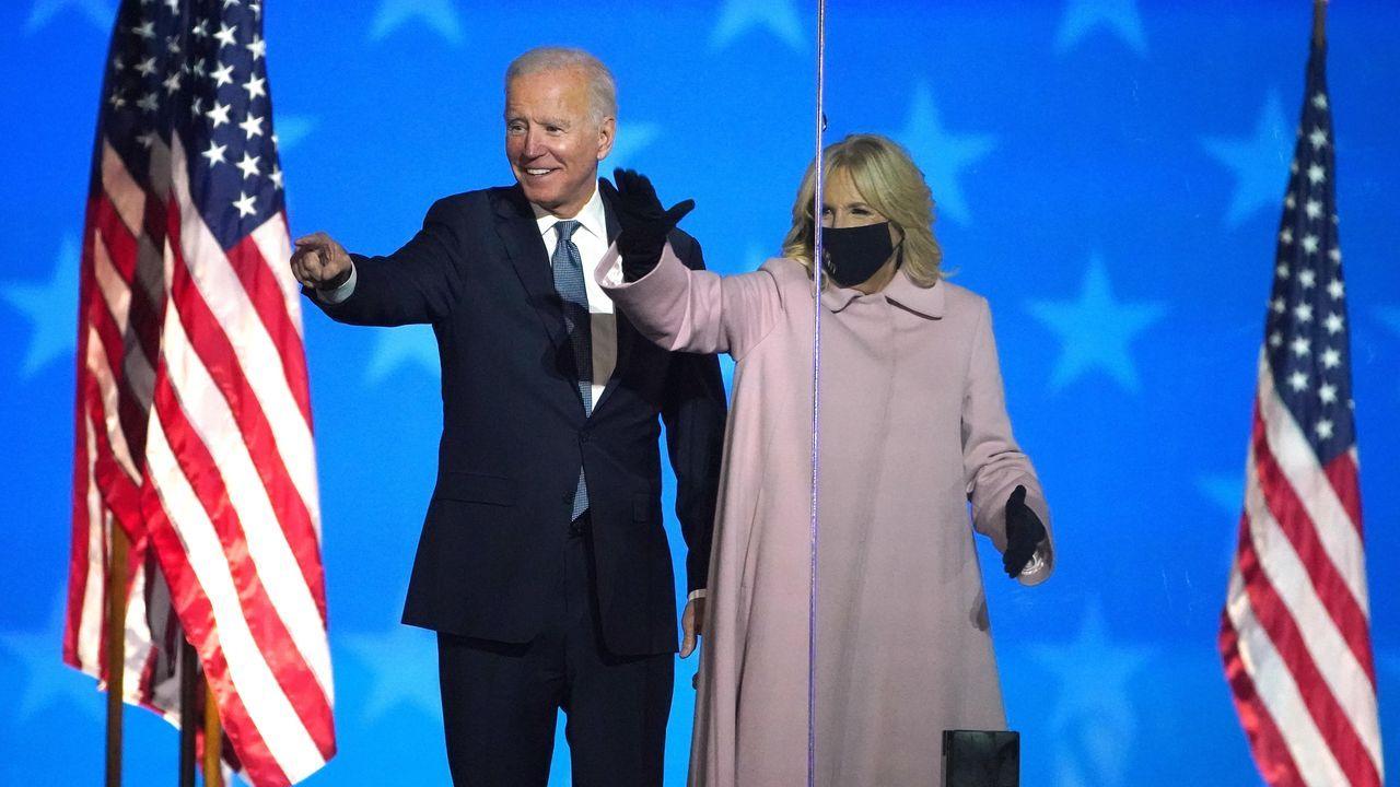 Estados Unidos decide: las imágenes de la jornada electoral