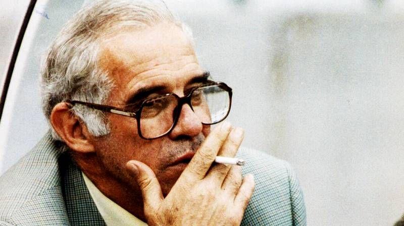 Luis Aragonés, una vida pegada a un balón