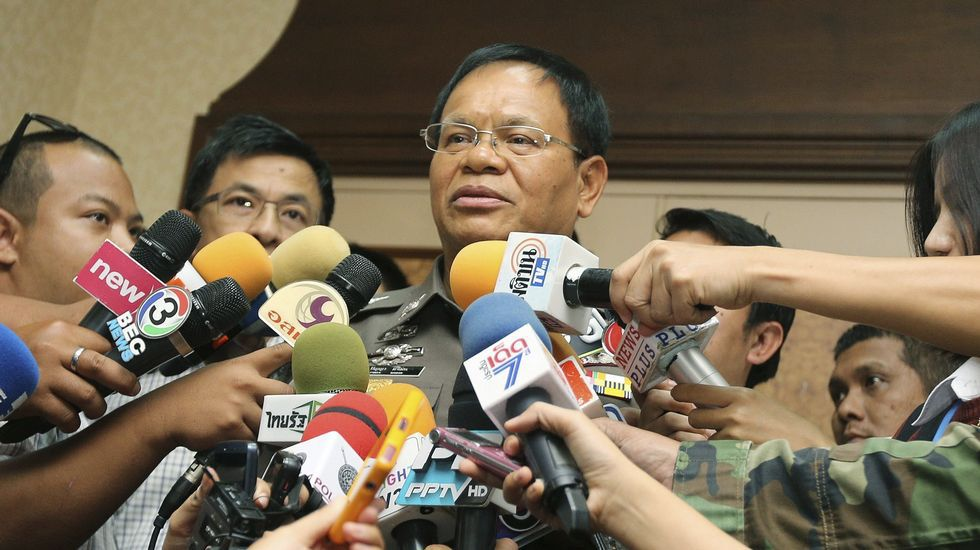 La policía tailandesa cree que se trata de un caso de secuestro, extorsión y asesinato.