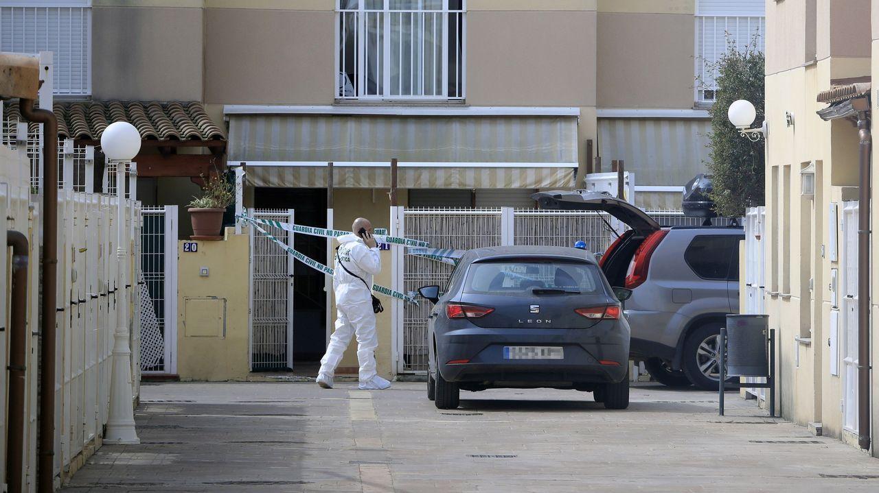 carbón, minerales, Gijón.La mujer, de 35 años, fue asesinada en su domicilio en la localidad castellonense de Almazora