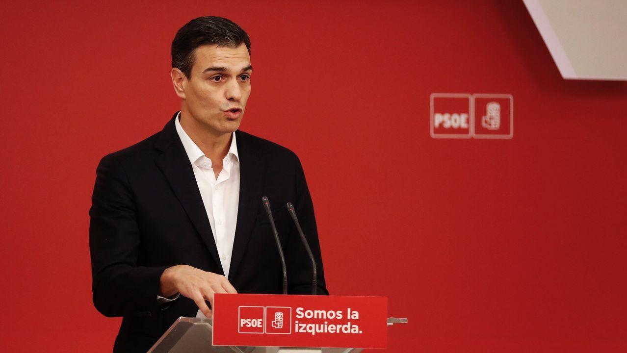 Pedro Sánchez: «Cataluña seguirá siendo España»