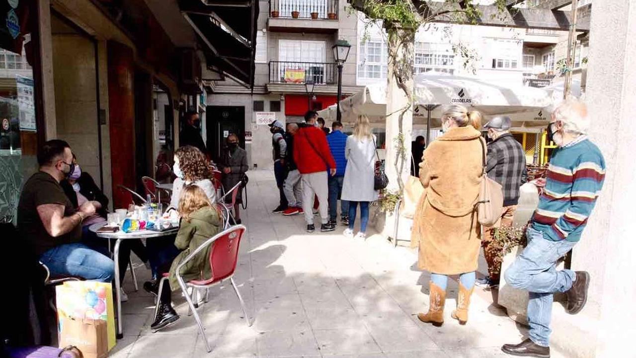 Terrazas en Vilagarcía