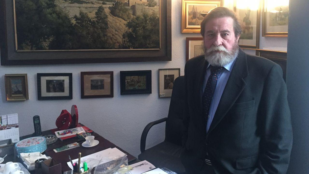 El Bellas Artes de Asturias hace sitio a dioses y héroes.El 'Apostolado' de El Greco del Museo de Bellas Artes de Asturias