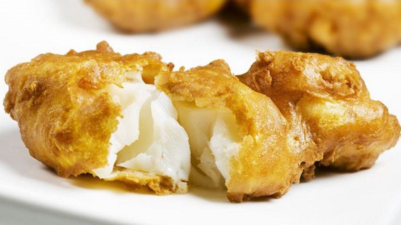 Soldaditos de Pavía. A pesar de su origen andaluz, esta fritura se popularizó en las tascas madrileñas a la hora del aperitivo.