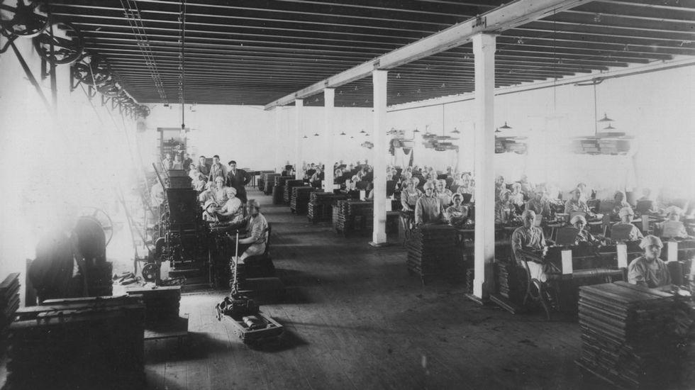 La antigua Fábrica de Tabacos es ya la Audiencia Provincial.INAUGURACIÓN DE LA NUEVA SEDE DE LA AUDIENCIA PROVINCIAL