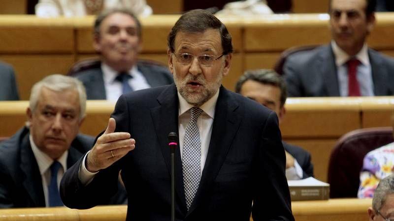 Rajoy, rehén de sus palabras