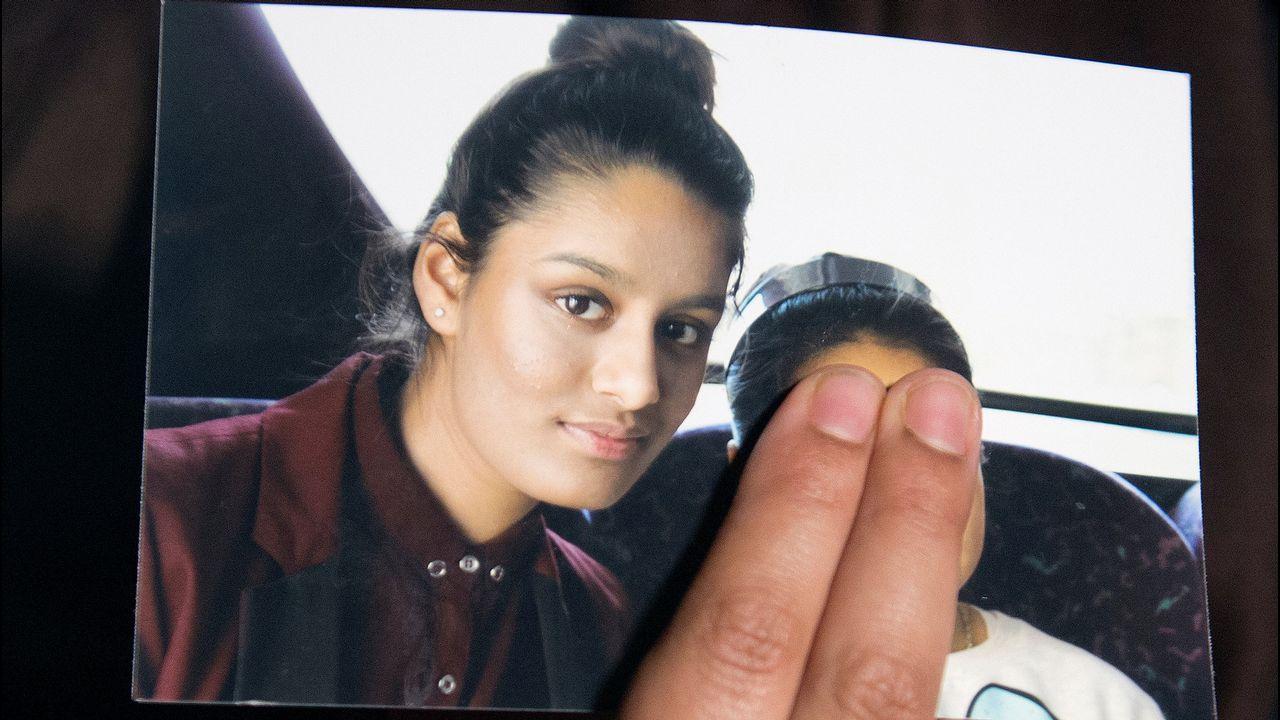 La londinense Shamima Begum huyó a los 15 años a Siria para unirse a los yijadistas del Estado Islámico
