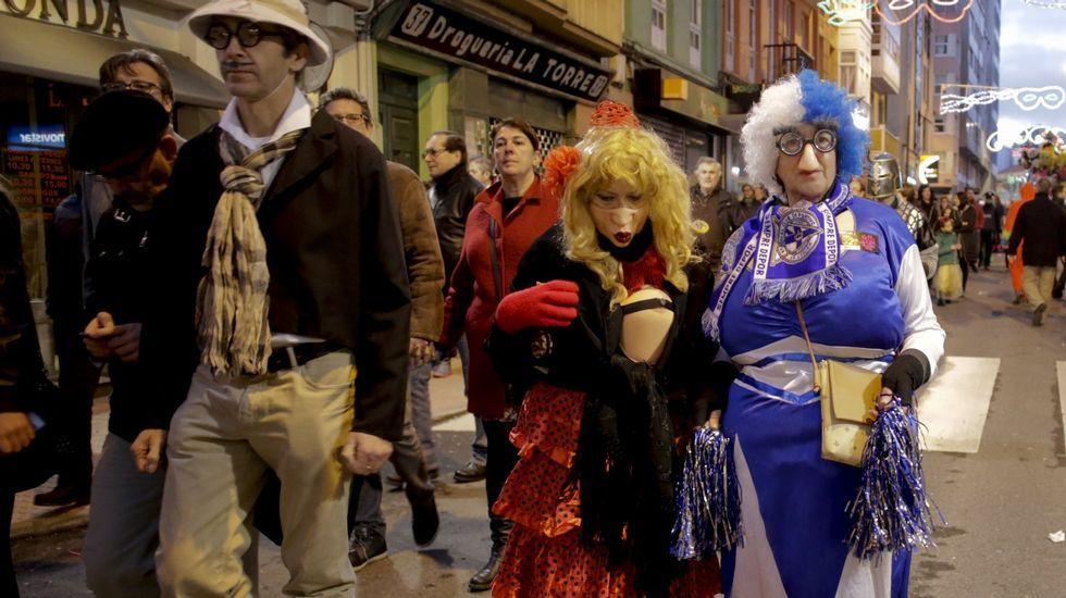 Choqueiros de A Coruña