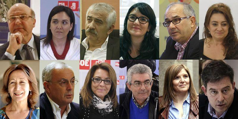 ¿Quién es quién en la crisis del PSdeG?