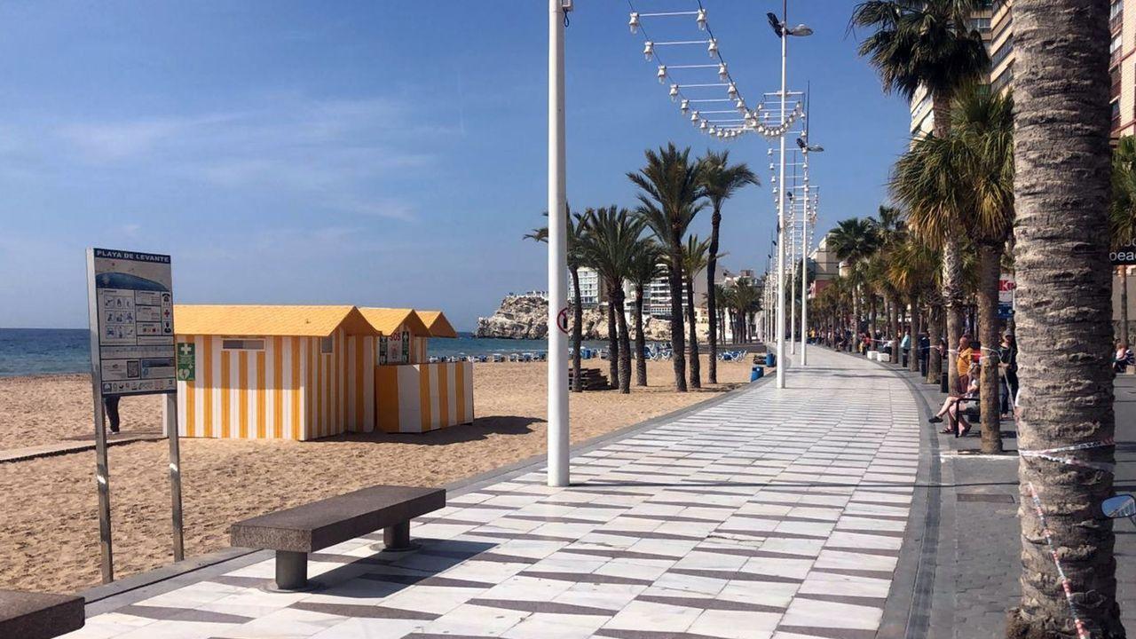 El embajador británico en Madrid cree que no afectarán al turismo las cifras de coronavirus en España