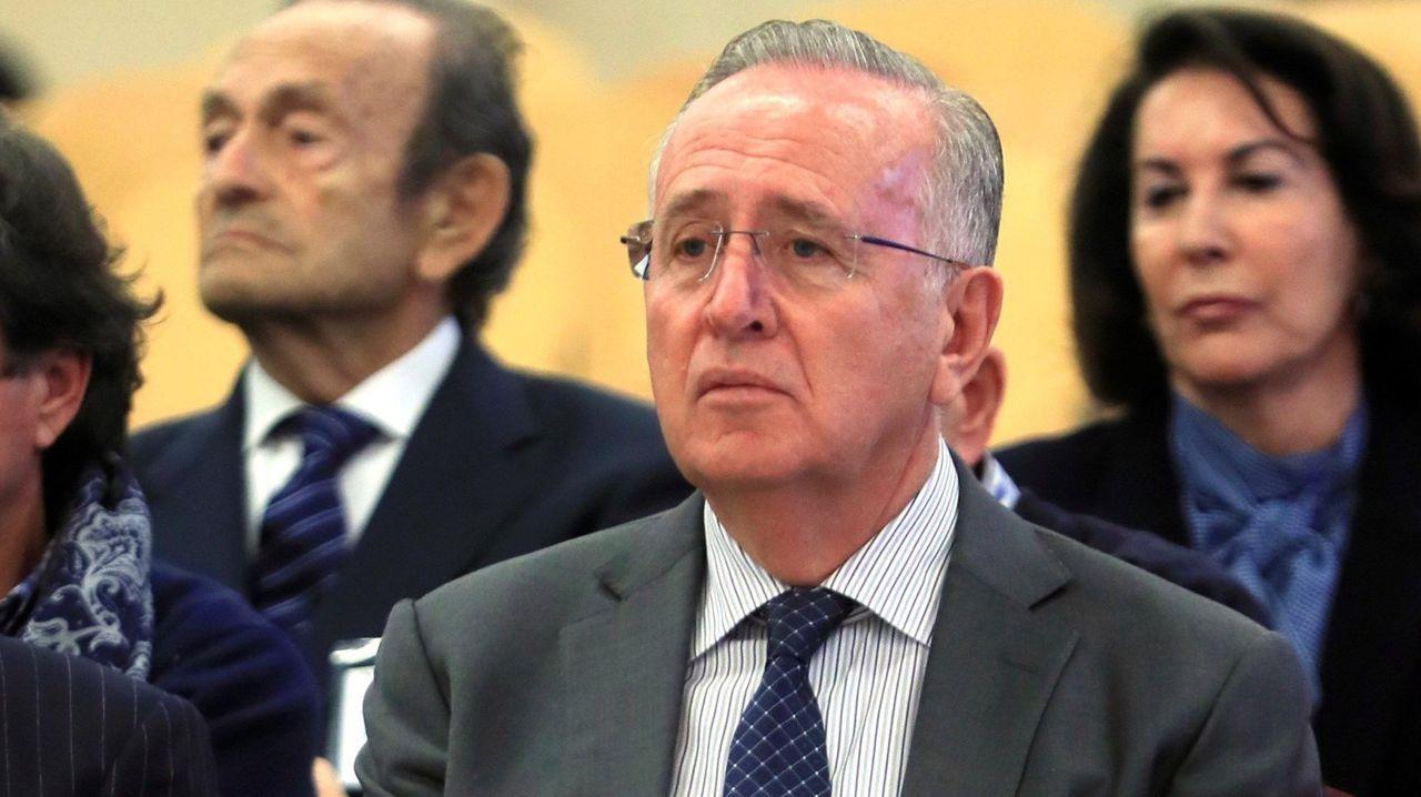 Manuel Fernández de Sousa, en una imagen del 2013