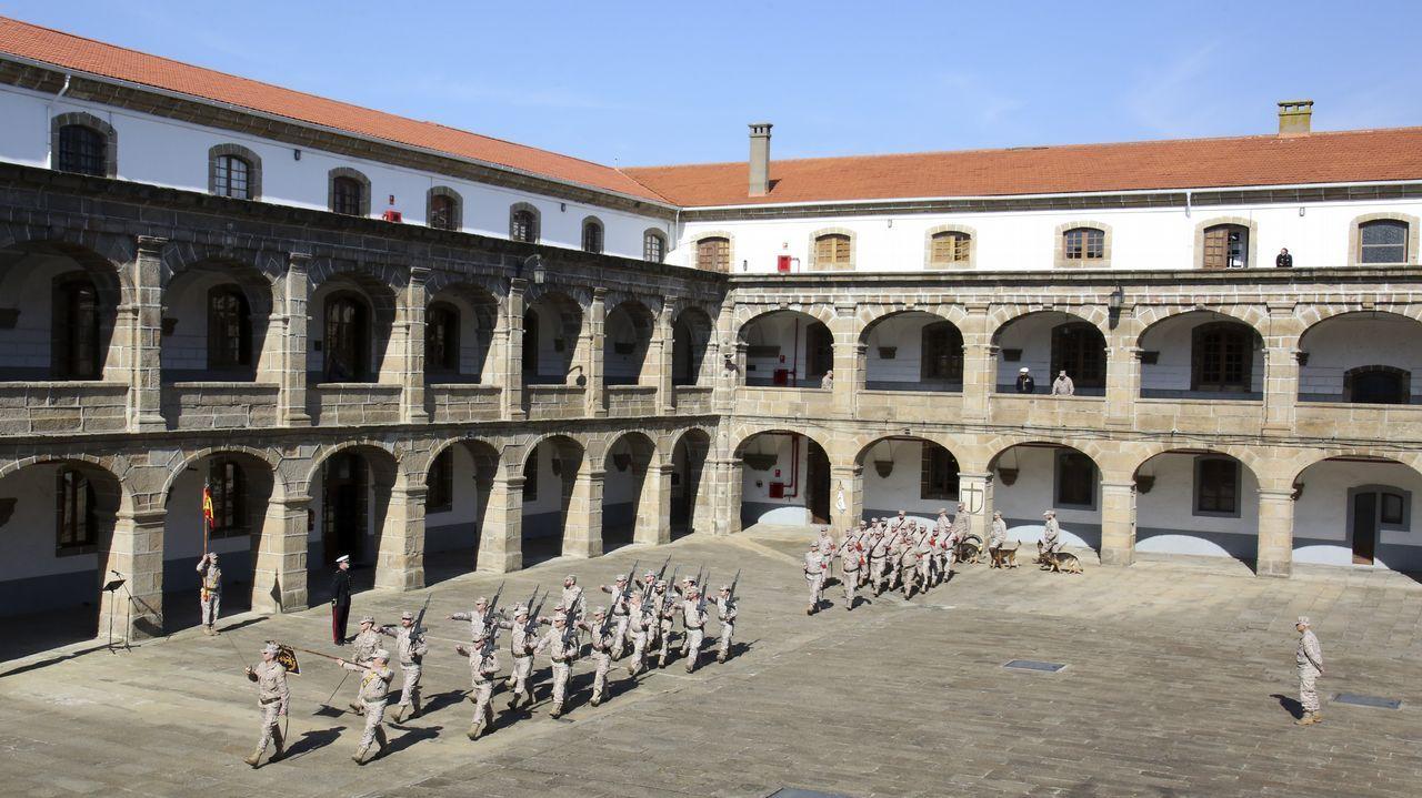 Un inmueble con dos siglos y medio de historia.Ayuntamiento de Avilés