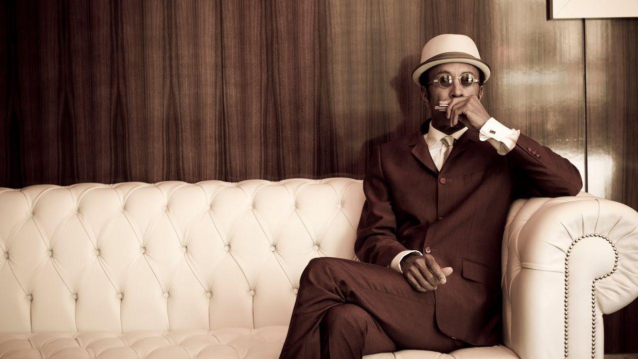 O ciclo Outono Códax retoma a súa andaina coa segunda cita na sala Capitol, onde o elegante «bluesman» The Reverend Shawn Amos será a estrela