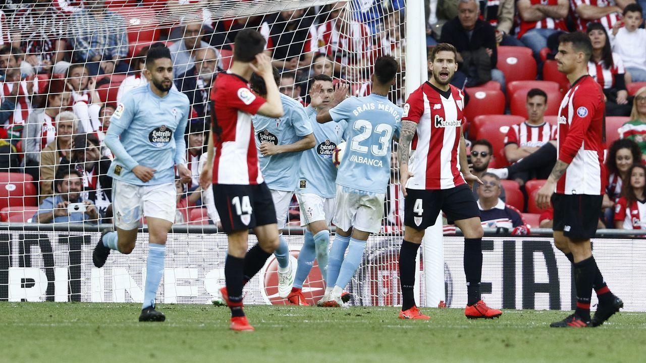 Athletic-Celta el 12 de mayo del 2019