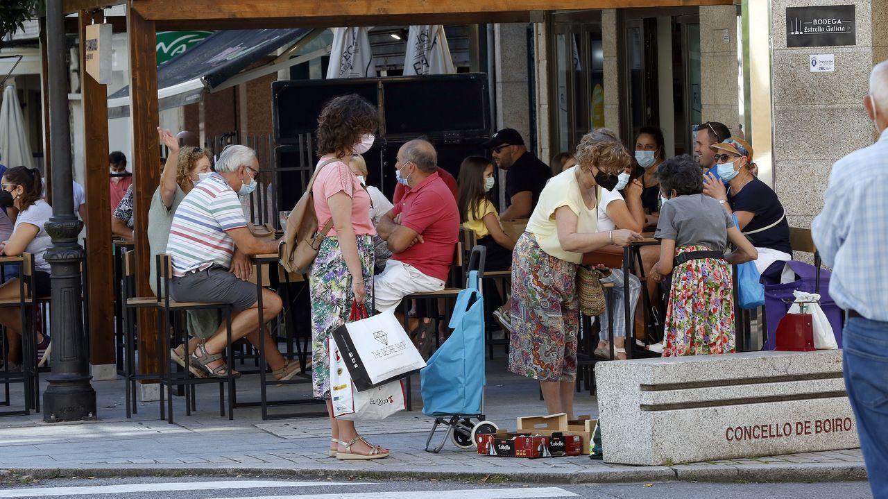 El sector servicios y la hostelería es el que tiene más peso en la comarca