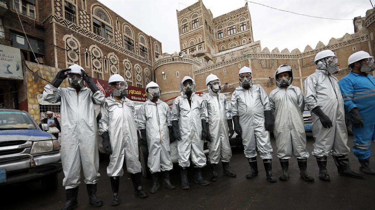 La ciudad de Adén ha sido declarada como «infectada» al tener 35 casos y cuatro muertos