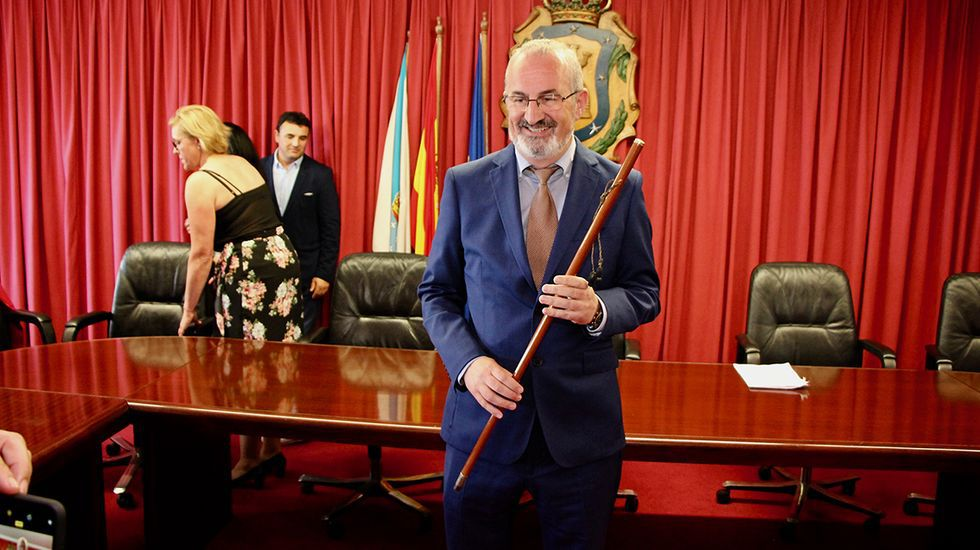 Laxe. Alcalde, Jose Luis Perez Añón (PP)