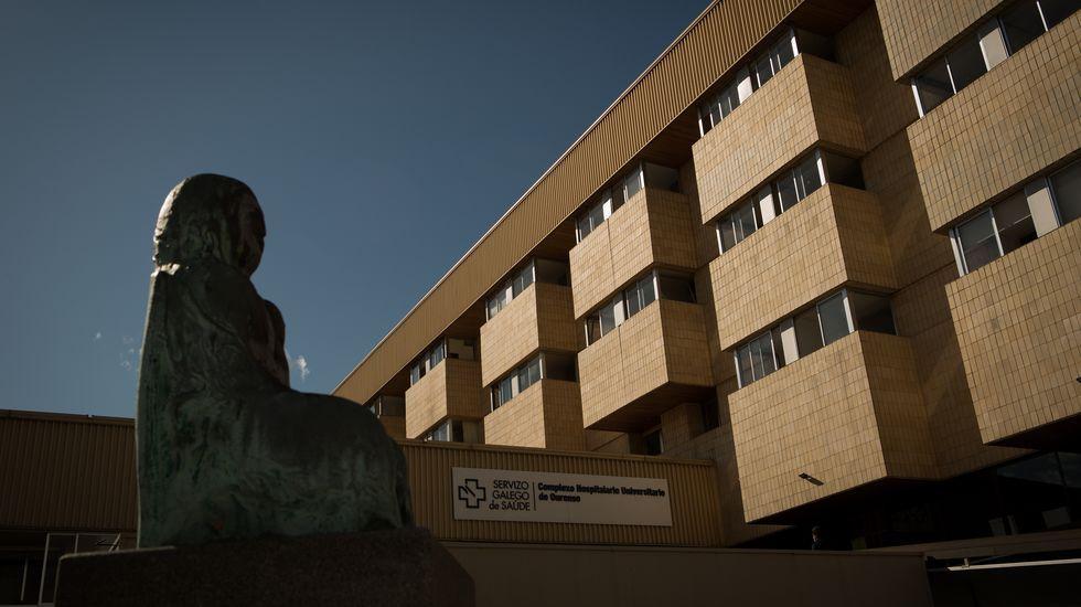 En la uci del CHUO hay 15 pacientes ingresados