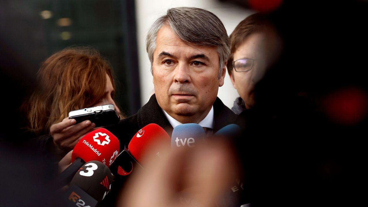 Agustín Martínez Becerra, abogado de tres de los cinco acusados