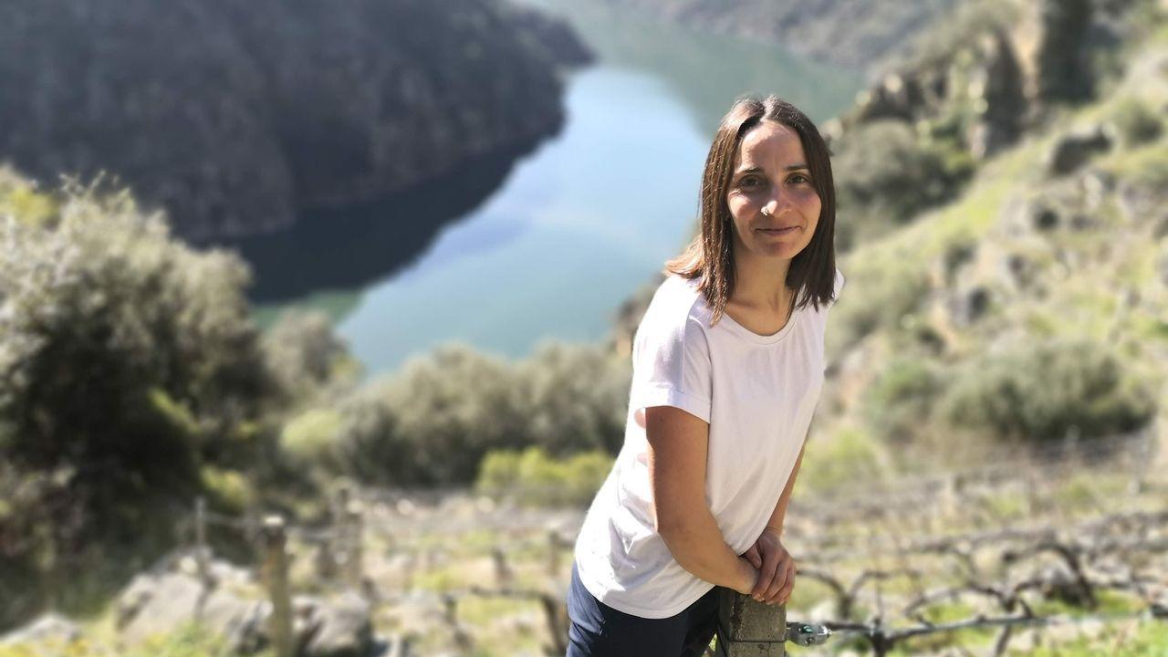 Tamara Canle fundou a empresa Bicada co seu socio Sergio Campos