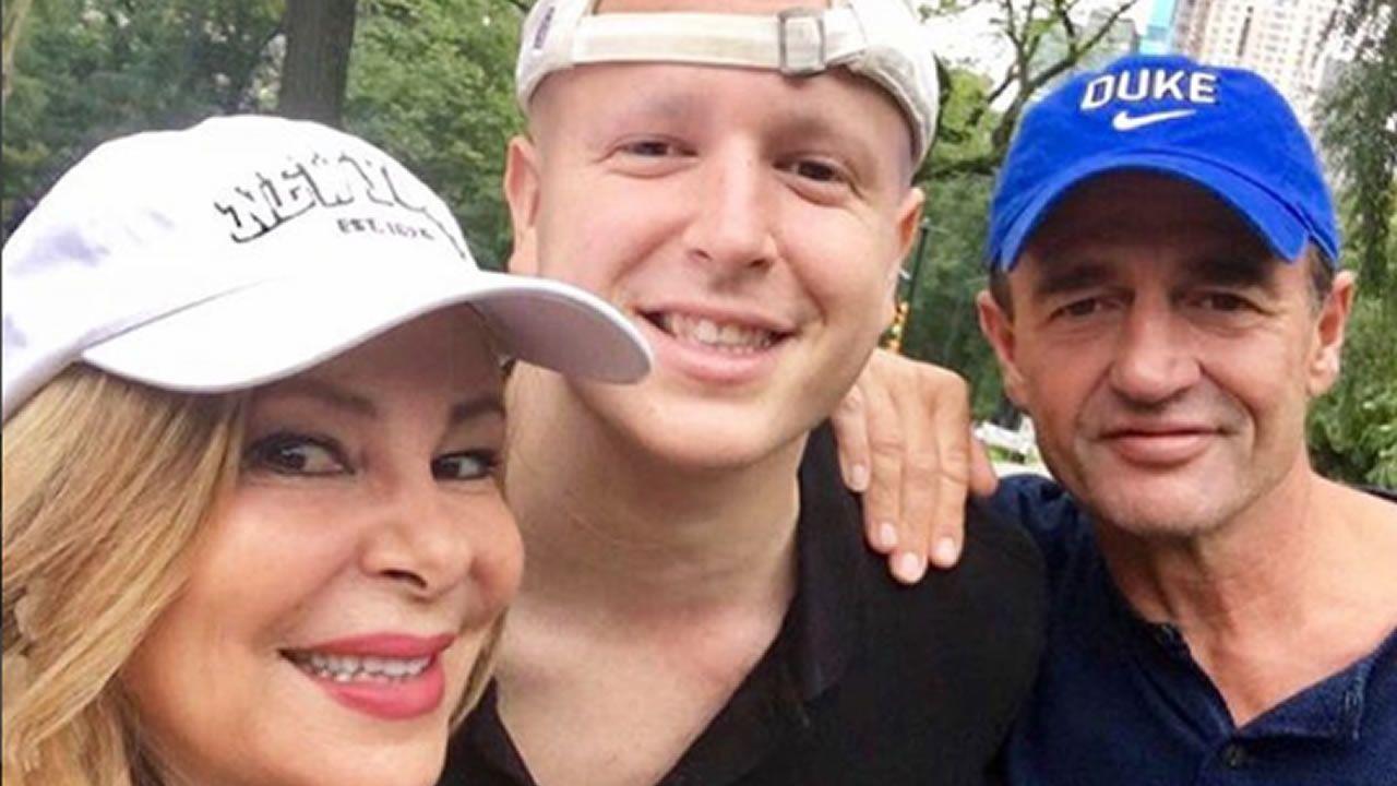 Alex Lequio reaparece tras su enfermedad