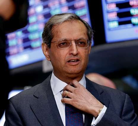 Vikram Pandit, presidente de Citigroup, en julio pasado.