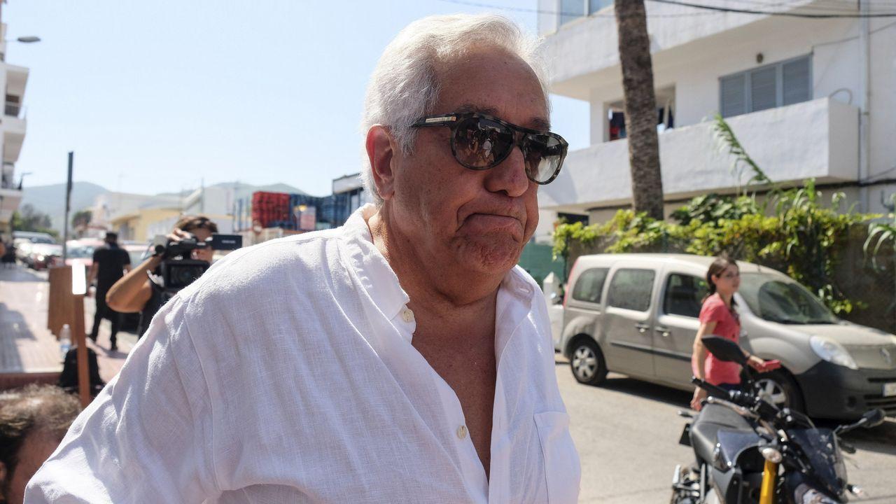 El empresario Juan Palacios, dueño de Viceroy