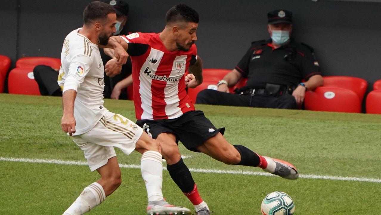 Unai Núñez también ha sido confirmado como uno de los casos positivos del Athletic.