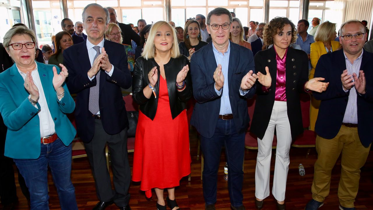 Barreras, García Costas.Presidente de Barreras