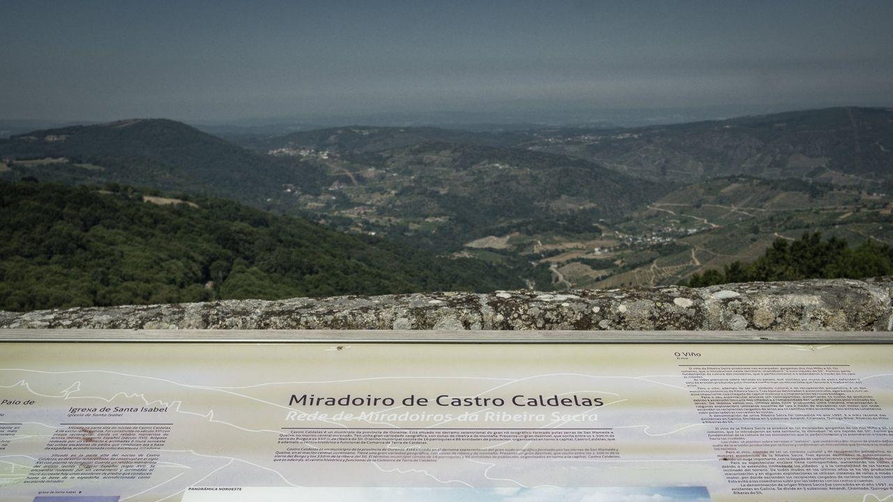 En Verín la incidencia acumulada todavía es superior a 250 casos por 100.000 habitantes