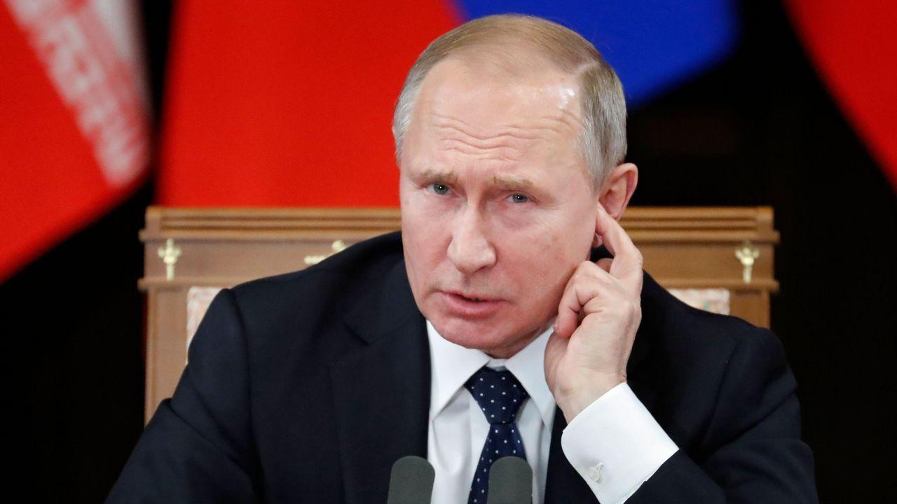 El agente está acusado de espiar para el Gobierno de Vladimir Putin