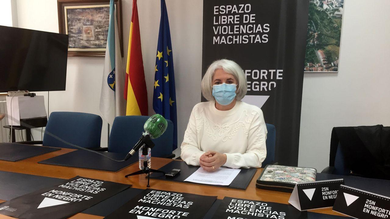 El programa de actividades fue presentado por la concejala de Muller e Igualdade, Margarita López