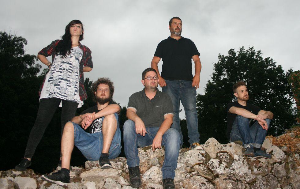 El grupo de rock fusión de A Bandeira, entre los nominados