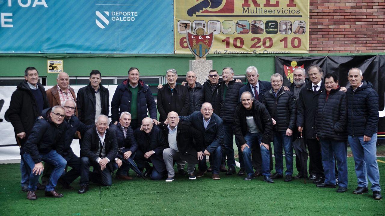 Recordando al CD Ourense, 40 años después