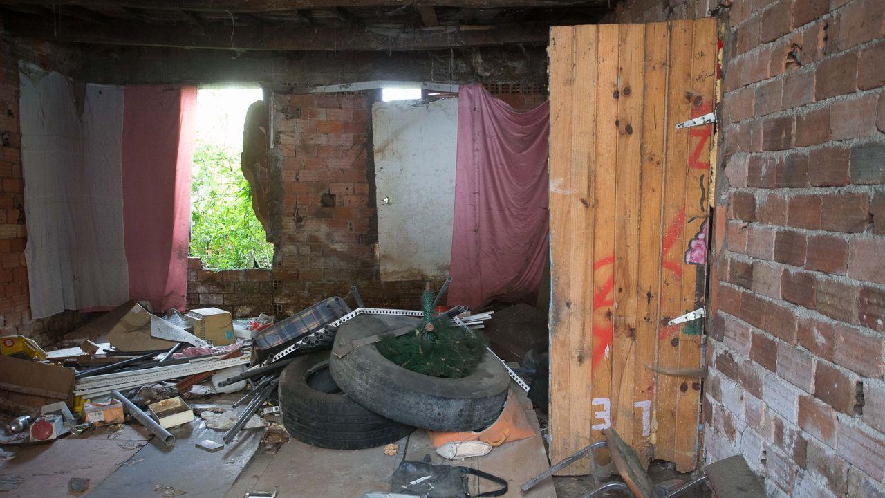 Así es la casa que se subasta desde un céntimo en Lugo