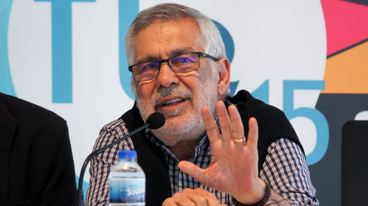 Xabier P. Docampo no 2015