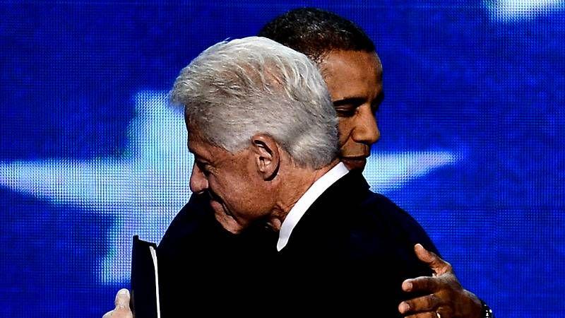 El vicepresidente Joe Biden y Obama