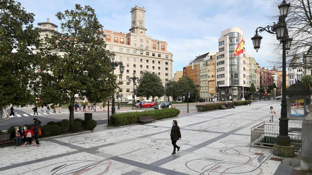 mole.Paseo de los Álamos del Campo San Francisco de Oviedo