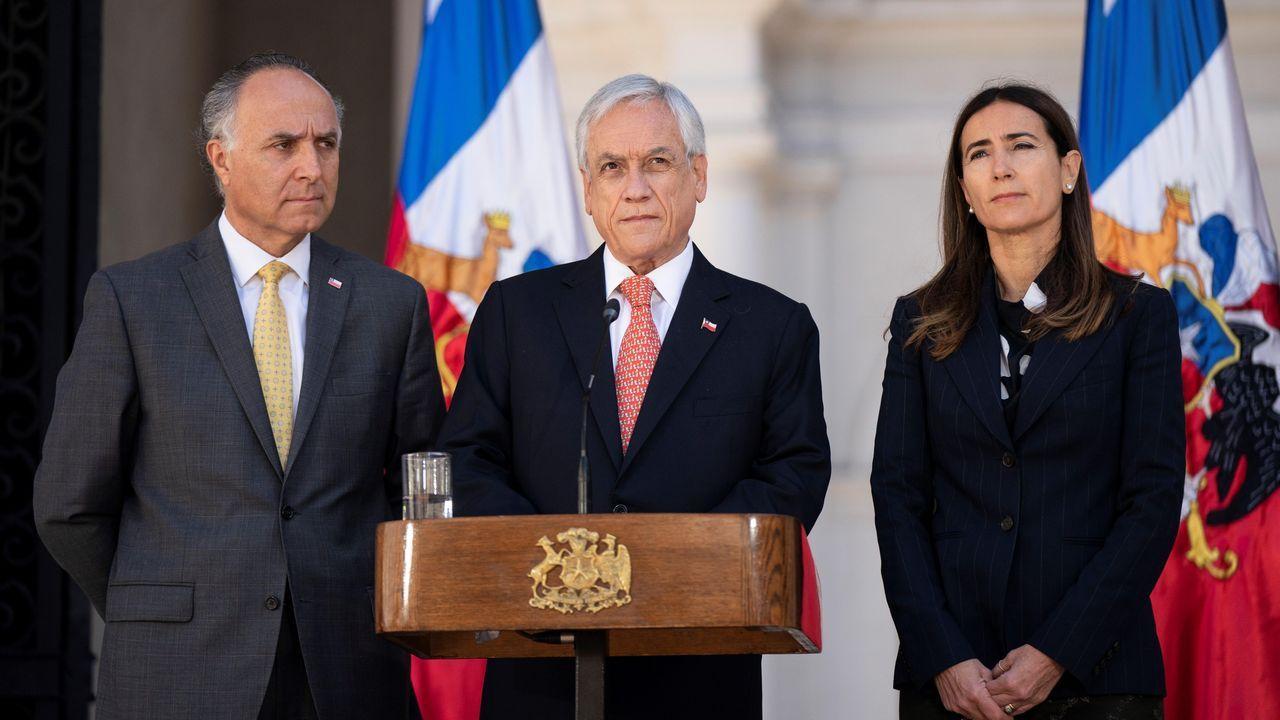 Las medidas anunciadas por Piñera no han conseguido desactivar las movilizaciones