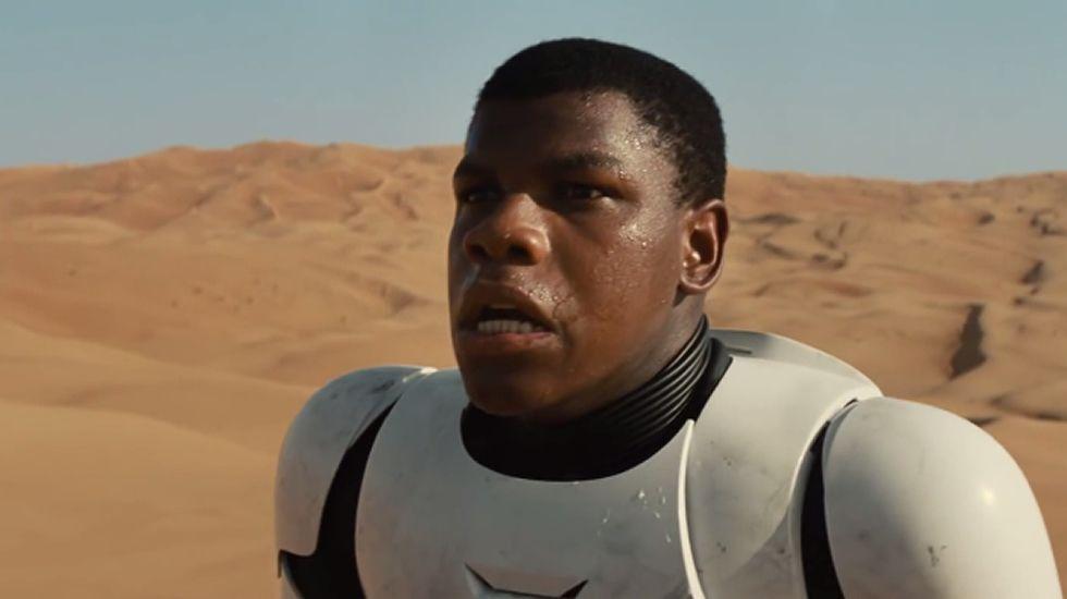 Así es el primer tráiler de «Star Wars VII»