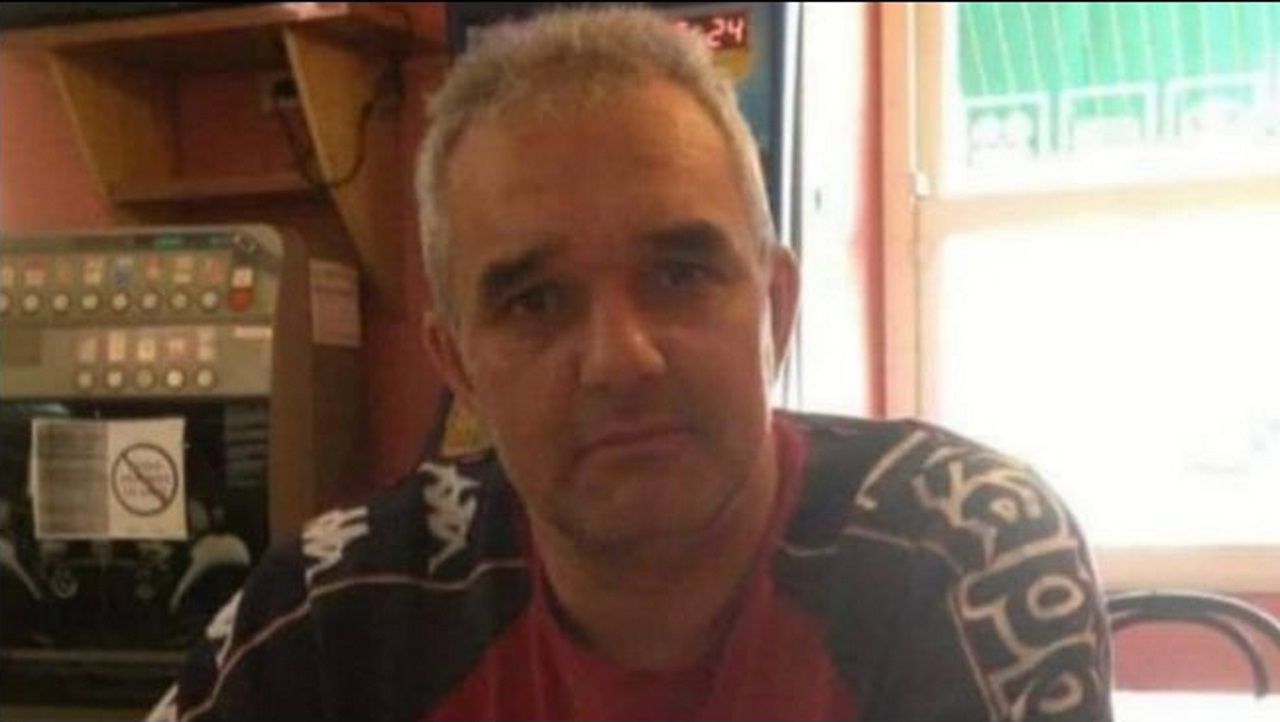 José Luis, de 55 años, desaparecido en Navia