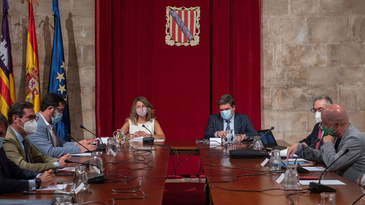 Encuentro del año pasado entre los expresidentes Mariano Rajoy y Felipe González