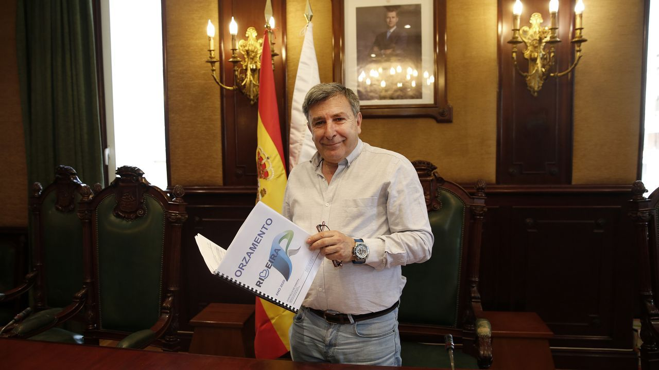 Colas en A Coruña